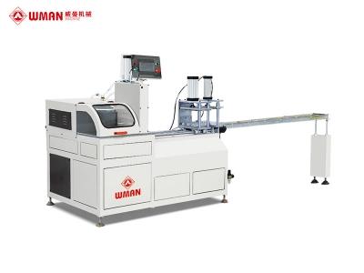 铝门窗数控角码多根切割锯LJJDS-CNC-450