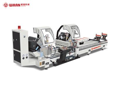 铝型材数显双头精密切割锯LJZ2-CNS-600/550/500×4200