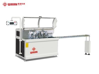 铝门窗数控角码全自动切割锯LJJAS-CNC-500