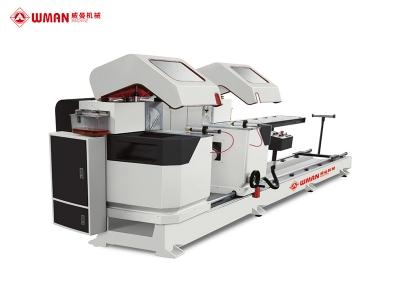 铝型材重型数显双头精密切割锯LJJ2B-CNS-600/550/500×4200