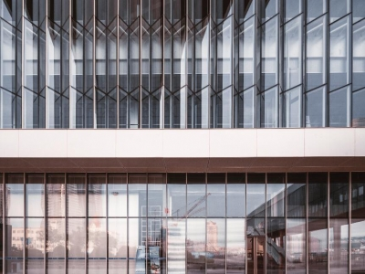 青岛国际客运港幕墙玻璃案例