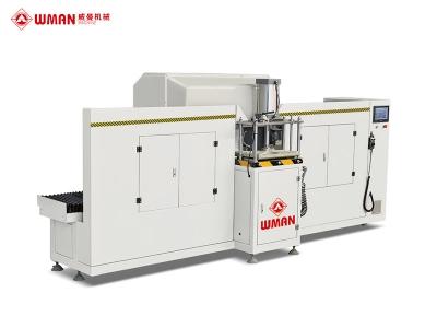 铝型材七轴数控端面铣床LDX7-CNC-250