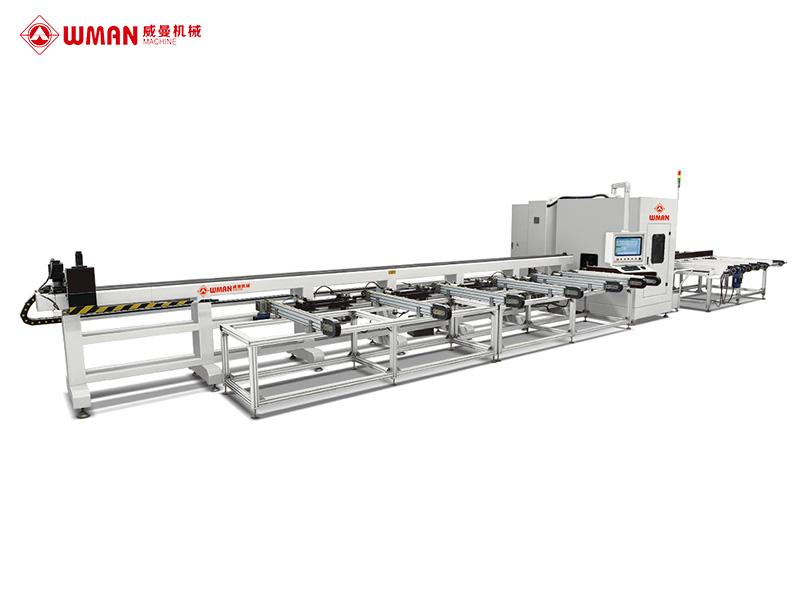 铝型材数控锯切中心LJZD-CNC-500×6000