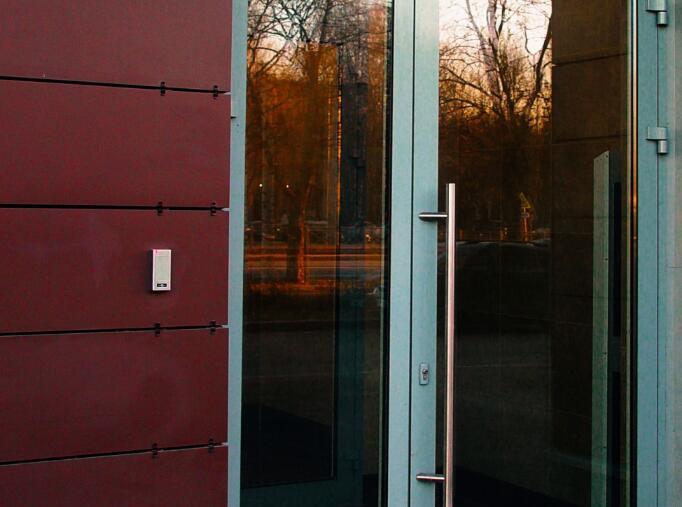 塑钢门窗设备