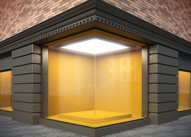 中空玻璃无框展厅