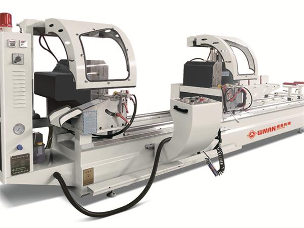 高精度数显数控铝双头切割锯机械5530x1650x1550mm
