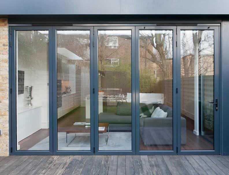 重型折叠门:铝门窗加工设备行业需要注意的新趋势